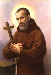 St. Berard of Corleone, OFM Cap