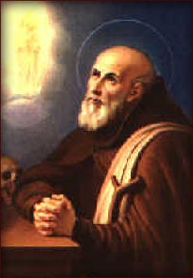 St. Ignatius of Laconi, OFM Cap