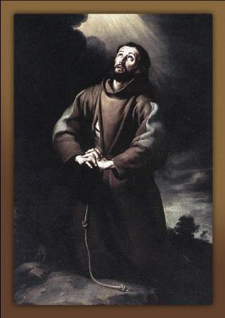 St. Francis of Assisi - Our Founder