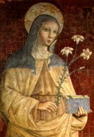 St.Clare of Assisi